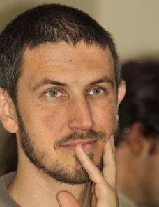 Przewodniczący WZD - Tomasz Fiedorowicz (Speleoklub Warszawski).  Fot. B.Jankowski