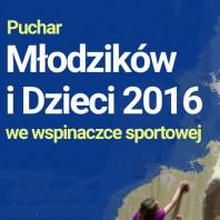 Klasyfikacja generalna Pucharu Młodzików i Dzieci 2016