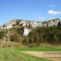 Powroźnikowa – kolejny rejon wspinaczkowy w Dolinie Racławki.