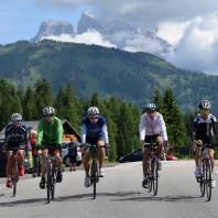 Zgrupowanie Młodzieżowej Kadry Polski w skialpiniźmie – Dolomity val di Zoldo 2016