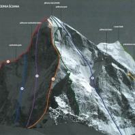 Komunikat nr 1 Polskiego Związku Alpinizmu w sprawie wypadku na szczycie Shivling 6543m w Himalajach Gharwalu w Indiach