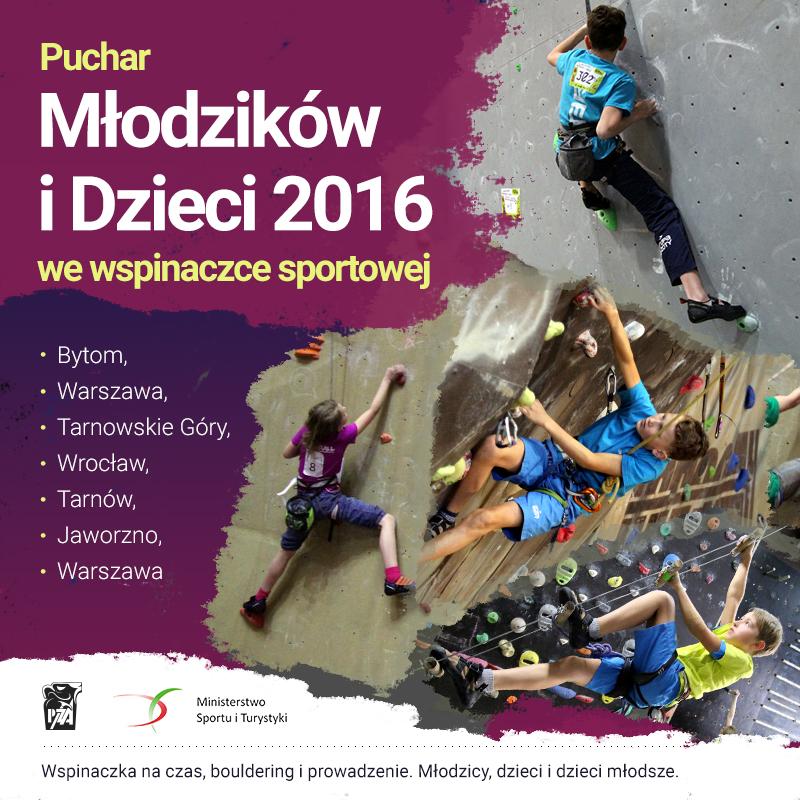 Puchar Młodzików i Dzieci 2016