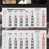 Kalendarz PZA na rok 2017 nadal w sprzedaży!