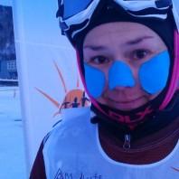 1. miejsce Polki w lodowym maratonie