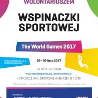 Ostatnie miejsca na wolontariat The World Games 2017