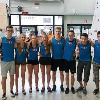 Pucharu Europy Juniorów Dornbirn oraz Bolonia – relacja