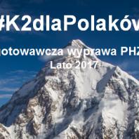 Trwa letnia wyprawa PZA na K2
