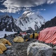 Jest baza pod K2! Co dalej? 2-5 lipca 2017