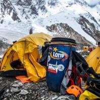 W planach letniej wyprawy na K2 postawienie obozu II na drodze Basków i żebrze Abruzzów – 10-11 lipca 2017