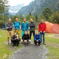 Obóz unifikacyjny w Dolomitach (i Val di Mello)