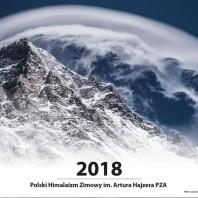 Kalendarz 2018 Polskiego Himalaizmu Zimowego