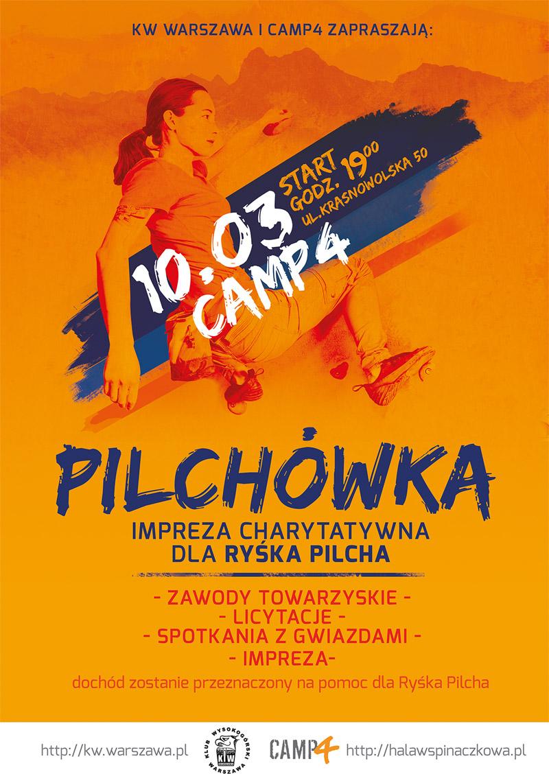 Pilchówka – Impreza charytatywna dla Ryśka Pilcha