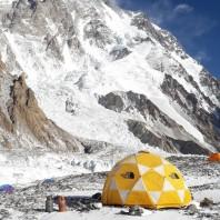 W bazie nietypowo zimna noc – Narodowa, zimowa wyprawa na K2 2017/2018
