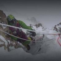 K2- Maciej Bedrejczuk i Marcin Kaczkan dochodzi do obozu C1. Jutro będą się wspinać w kierunku C2