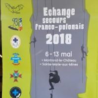GRJ na stażu SSF we Francji, 05.2018