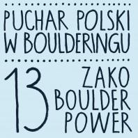Zako Boulder Power 2018 – wyniki