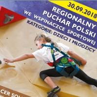 """Zawody wspinaczkowe """"Solna Ściana"""" – Puchar Regionalny DM, D i Mł"""