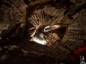Jaskinia Jastrzębia (Hawk Cave), Prokletije 2018, fot. Adam Łada