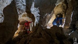 Jaskinia Złota (Golden Cave), Prokletije 2018, fot. Adam Łada