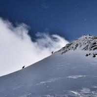 Zgrupowanie kadry narodowej w narciarstwie wysokogórskim