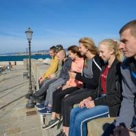 Zgrupowanie kadry juniorów w Ospie