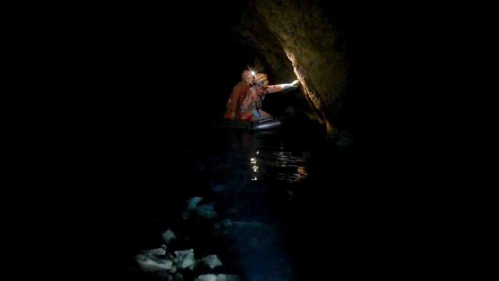 PICOS 2018 - 04 Rzeka w Sistema del Canalón de los Desvíos