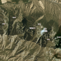 Naryn-Too area