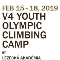 V4 Olympic Sport Climing Camp – powołania zawodników KN
