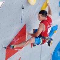Konsultacje Kadry Olimpijskiej we wspinaczce sportowej
