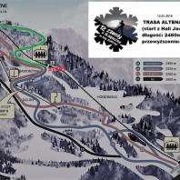 Mistrzostwa Polski w Narciarstwie Wysokogórskim w konkurencji vertical już 12 stycznia w Szczyrku