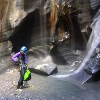 Warsztaty z kanioningowych technik linowych – 2019