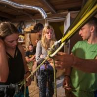 Szkolenia z technik linowych