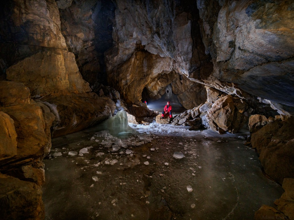 Crystal Cave (Jaskinia Kryształowa), fot. Adam Łada