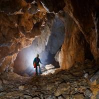 Ice Cave (Jaskinia Lodowa), fot. Adam Łada