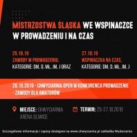 Mistrzostwa Śląska 2019