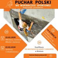 Wyniki szczegółowe Pucharu Polski we wspinaczce sportowej – Tarnowskie Góry