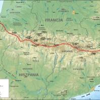 Trawers Pirenejów 2020