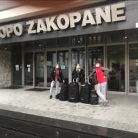 Siostry Kałuckie trenowały w COS-OPO Zakopane