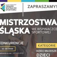 Mistrzostwa Śląska 2020