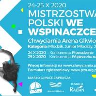 Mistrzostwa Polski Mł, JM i J – Gliwice 2020