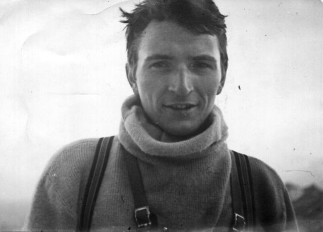 Marek Grochowski w 1967 roku (for. lojanci.org)