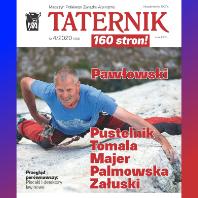 Nowy numer Taternika 4/2020 już w SPRZEDAŻY!