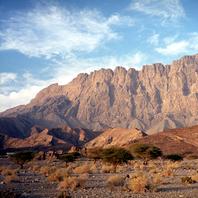 Nowa droga w górach Półwyspu Arabskiego
