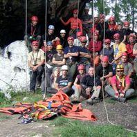 Kurs ratownictwa jaskiniowego